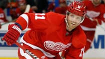 Daniel Cleary has spent the past eight of his 15 NHL seasons with the Detroit Red Wings. Gregory Shamus/Getty Images)