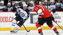 Jets forward Evander Kane scored 17 goals on a team-high 190 shots last season, but tallied just twice on the power play. (Jana Chytilova/Getty Images)