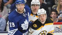 Maple Leafs forward Joffrey Lupul, left, took the team's Game 7, first-round loss to the Bruins hard, a game in which Toronto blew a 4-1 lead in the last half of the third period.