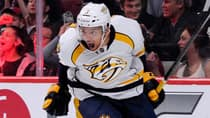 Nashville Predators rookie Seth Jones scored a stunning game-winning goal against the Montreal Canadiens on Saturday. Jones, who was selected fourth overall in the 2013 entry draft, is already turning heads this early in his career. (Richard Wolowicz/Getty Images)