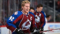 Captain Gabriel Landeskog and the Colorado Avalanche are one of the NHL's most pleasant surprises with six wins in their first seven games. (Doug Pensinger/Getty Images)