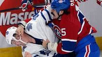 It's time to make NHL players earn the right to fight, according to CBCSports.ca hockey writer Mike Brophy. He proposes players must average 10 minutes of ice time per game to avoid ejection following a fight in an attempt to get giant thugs who only fight out of the game. (Ryan Remiorz/Canadian Press)