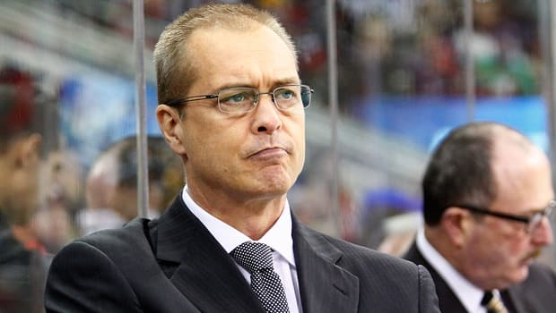 Paul Maurice might well have the savvy and seasoning to help rookie head coach Dallas Eakins turn things around in Edmonton. (Karl DeBlaker/Associated Press)