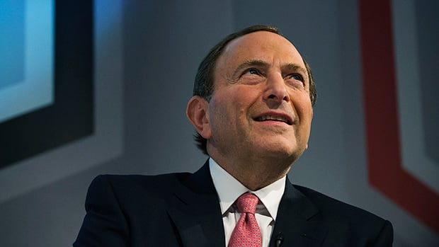 NHL Commissioner Gary Bettman on November 26, 2013 in Toronto. (Aaron Vincent Elkaim/Getty Images)