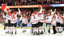 Canada had earned a medal in each of the last 14 world junior championships until last year. (Richard Wolowicz/Getty Images)