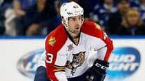 Florida Panthers defenceman Mike Weaver may only stand 5'10, but the blue-liner has managed to carve out a 14-year NHL career.