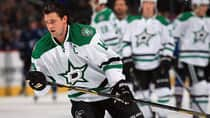 Jamie Benn has risen from fifth-round afterthought to star status in Dallas. (Doug Pensinger/Getty Images)