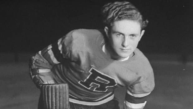 Henry Spencer Tatchell is one of 340 athletes to play exactly one game in the NHL. (New York Rovers/EHL)