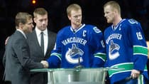 Longtime Vancouver Canucks star Markus Naslund says he is