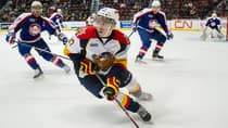 Connor McDavid (97) of the Erie Otters is one of the most coveted junior hockey prospects eligible for the NHL draft in 2015. (Dennis Pajot/Getty Images)