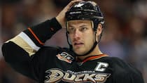Anaheim star Ryan Getzlaf excelled against tough competition this season. (Jeff Gross/Getty Images)