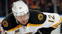 Jarome Iginla has recorded 30 goals and 61 points with a lofty plus-34 rating in 75 games for the Boston Bruins this season. (Paul Bereswill/Getty Images)