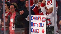 Montreal is the lone Canadian-based club in this year's Stanley Cup playoffs. (Andre Ringuette/Getty Images)