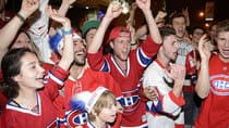 Montreal fans reveled in the Canadiens' Game 7 win over Boston. (Ryan Remiorz/Canadian Press)