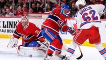 Montreal goalie Carey Price is on a roll heading into his team's matchup with Carl Hagelin and the Rangers. (Richard Wolowicz/Getty Images)