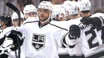 L.A.'s Marian Gaborik leads all playoff scorers with 12 goals, three more than any other player. (Harry How/Getty Images)