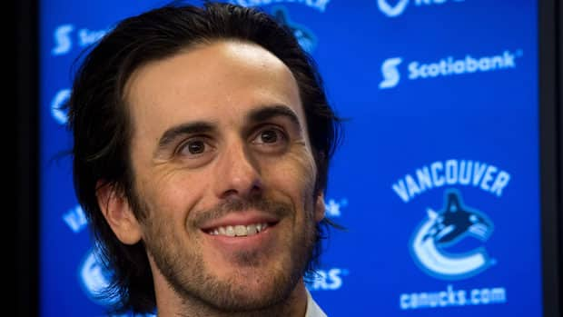 Ryan Miller was the Vancouver Canucks' biggest free agent acquisition on Tuesday. (Darryl Dyck/Canadian Press)
