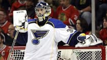 Goalie Ryan Miller is an unrestricted free agent. (Nam Y. Huh/Associated Press)