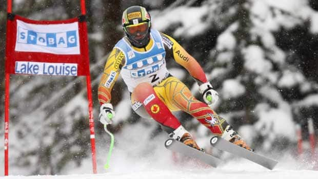 Canada's Jan Hudec has struggled with injuries, but his past World Cup success makes him valuable. (Alexis Boichard/Agence Zoom/Getty Images)