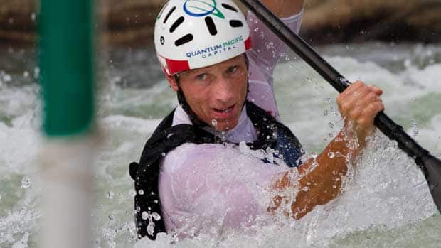 Tenacity and work ethic have been the calling cards of David Ford during his excellent whitewater kayak career. (Kelly VanderBeek)