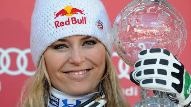 Lindsey Vonn won her fourth women's World Cup overall title in five years last season. (Samuel Kubani/AFP/Getty Images)