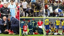 Professional soccer players collapsing on the pitch with undetected medical ailments is not that uncommon. (Getty Images)