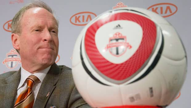 Kevin Payne, heading into his inaugural season as president and general manager, is the latest man to attempt to steer TFC to the MLS playoffs for the first time. (Chris Young/Canadian Press)