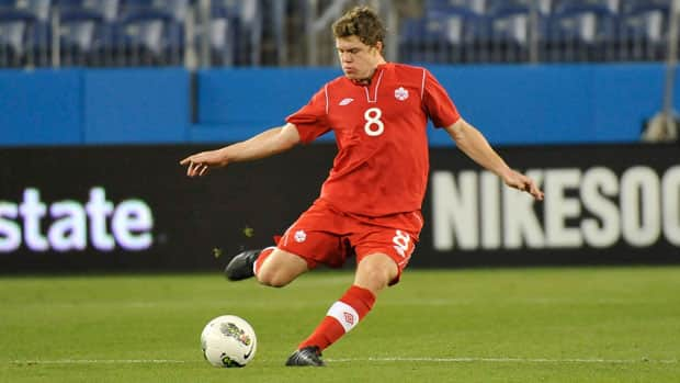 Samuel Piette was a bright spot in Canada's unsuccessful bid to qualify for the under-20 World Cup. (Frederick Breedon/Getty Images)
