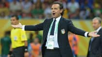 Manager Cesare Prandelli may wish to rest key players for Italy's group-stage finale against Brazil. (Vincenzo Pinto/AFP/Getty Images)