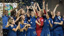 France won the last FIFA U-17 Women's World Cup, held in 2012 in Azerbaijan, but did not qualify for this year's tournament. (Aziz Karimov/Associated Press)