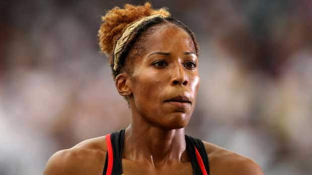 Canada's Phylicia George finished a strong seventh at the 2011 world championships, capping a breakthrough year for the late-blooming 100m hurdler. (Ian Walton/Getty Images)
