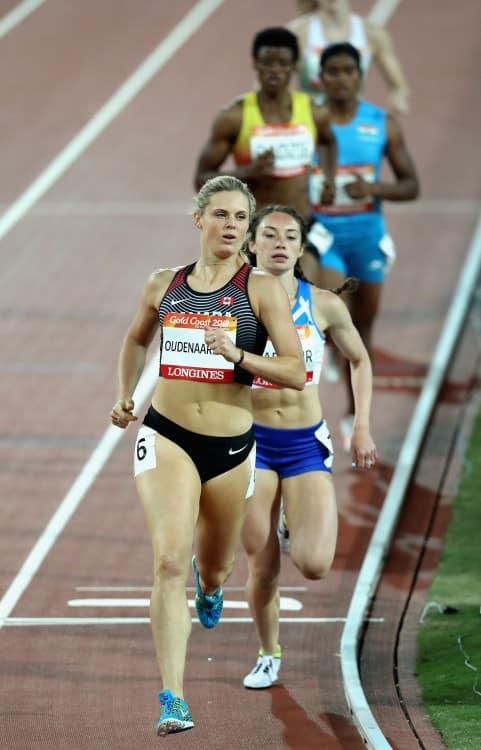 Nicole Oudenaarden