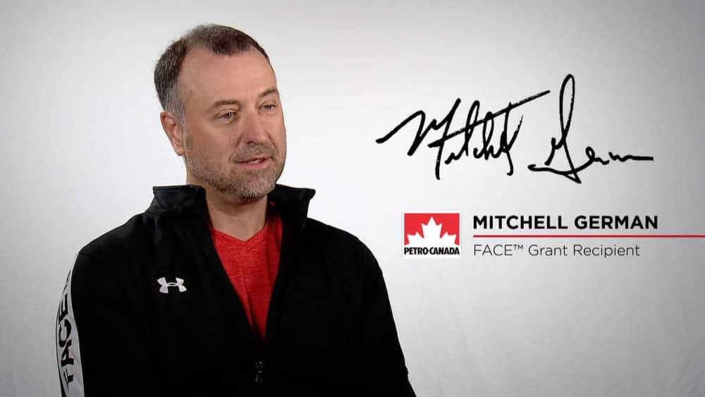 Mitchell German
