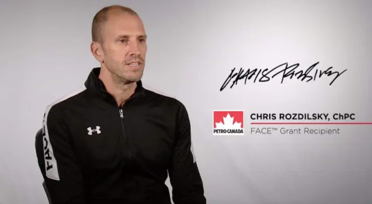 Chris Rozdilsky, ChPC