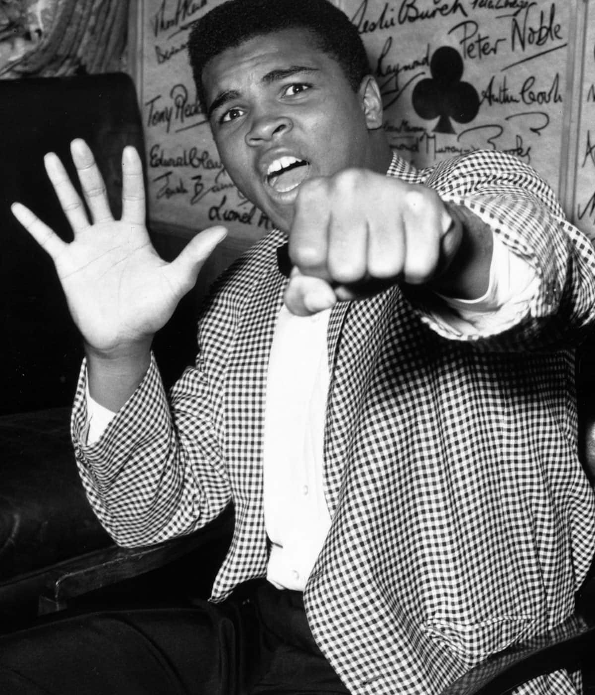 Muhammad Ali's impact went far beyond the boxing ring