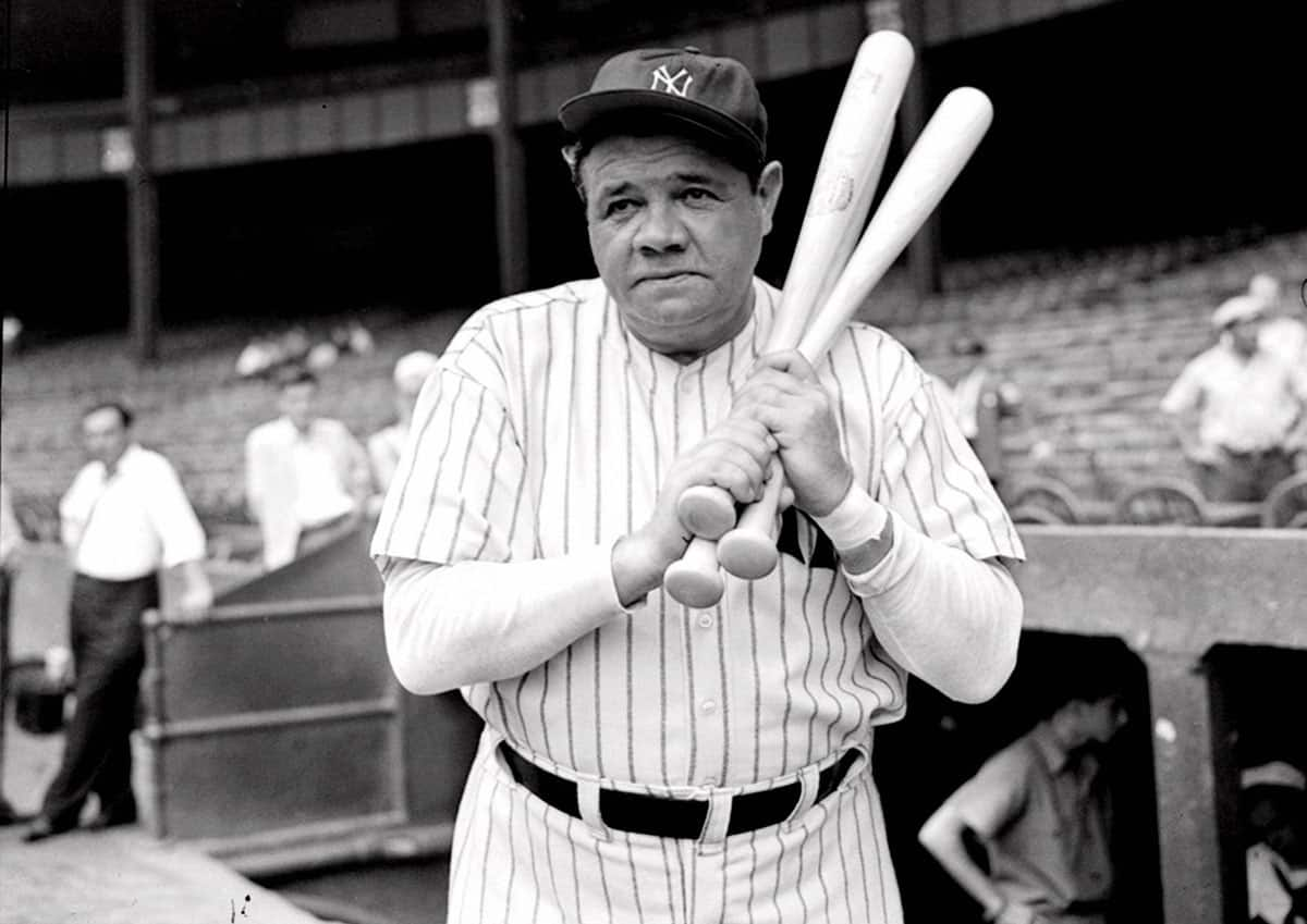 Babe Ruth: Made in Canada?