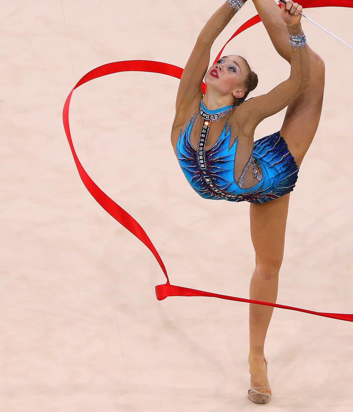 Patricia Bezzoubenko puts Canada in winning position
