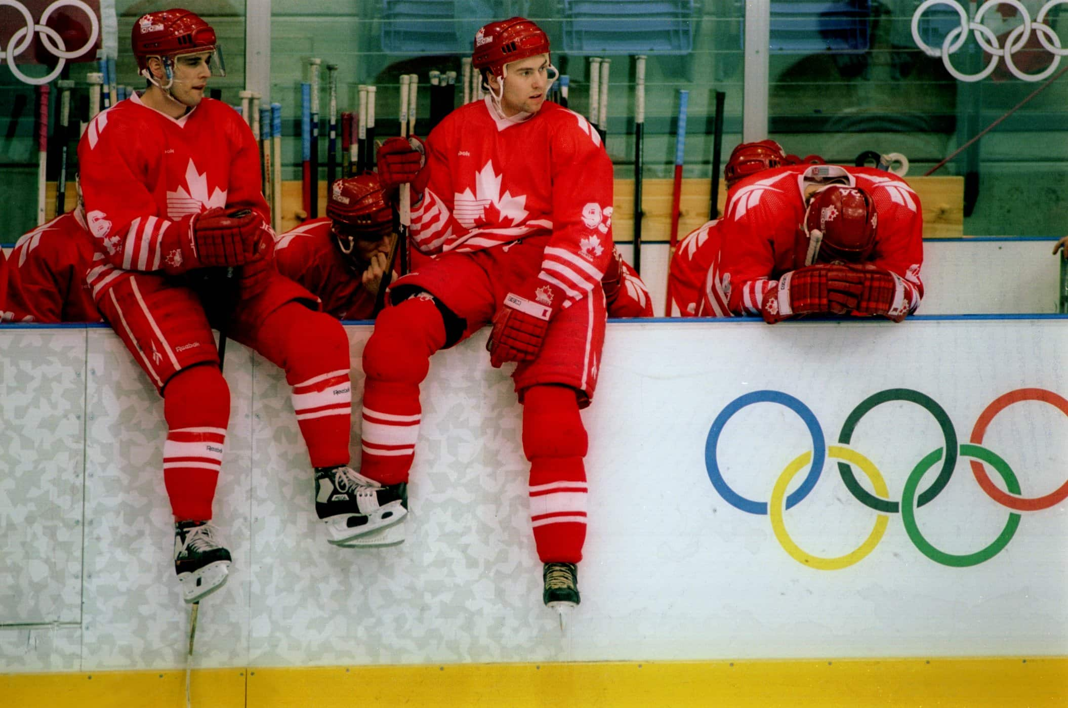 No NHL? No problem for the 1994 Olympics