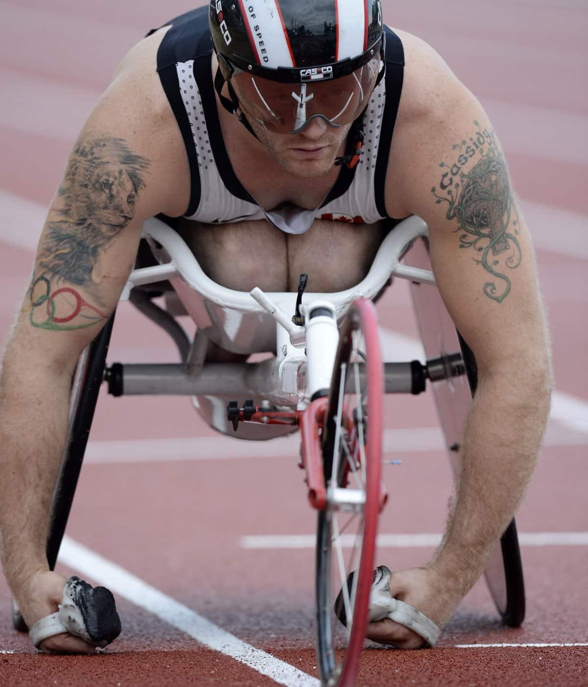 Josh Cassidy: This guy's got wheels