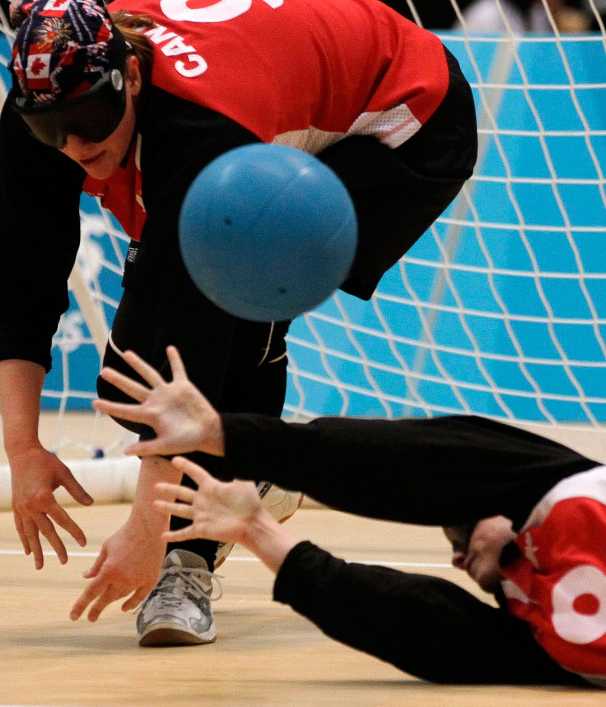 Goalball athletes facing challenges to keep funding