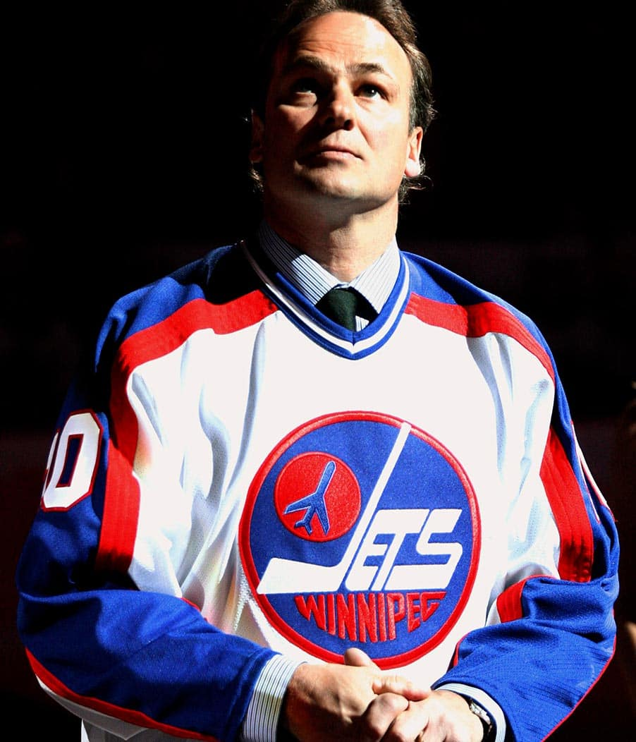 Dale Hawerchuk: Destined to be the next great NHL coach?
