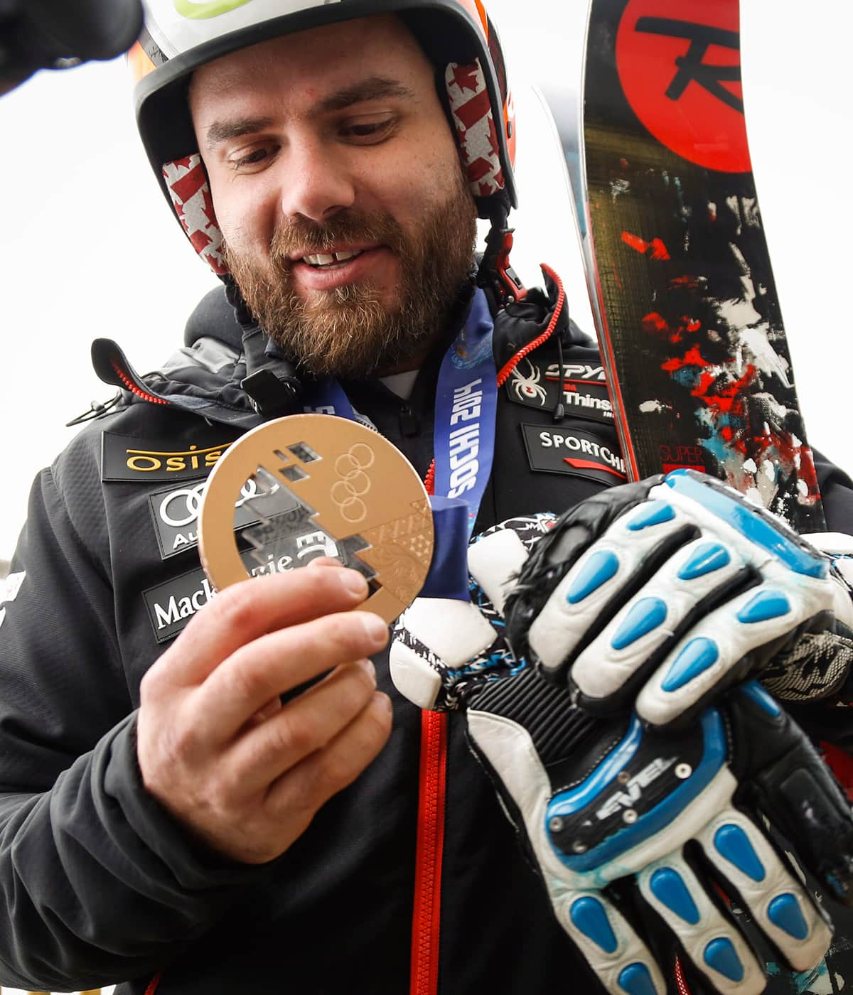 Jan Hudec: An inside look at his Olympic resolve