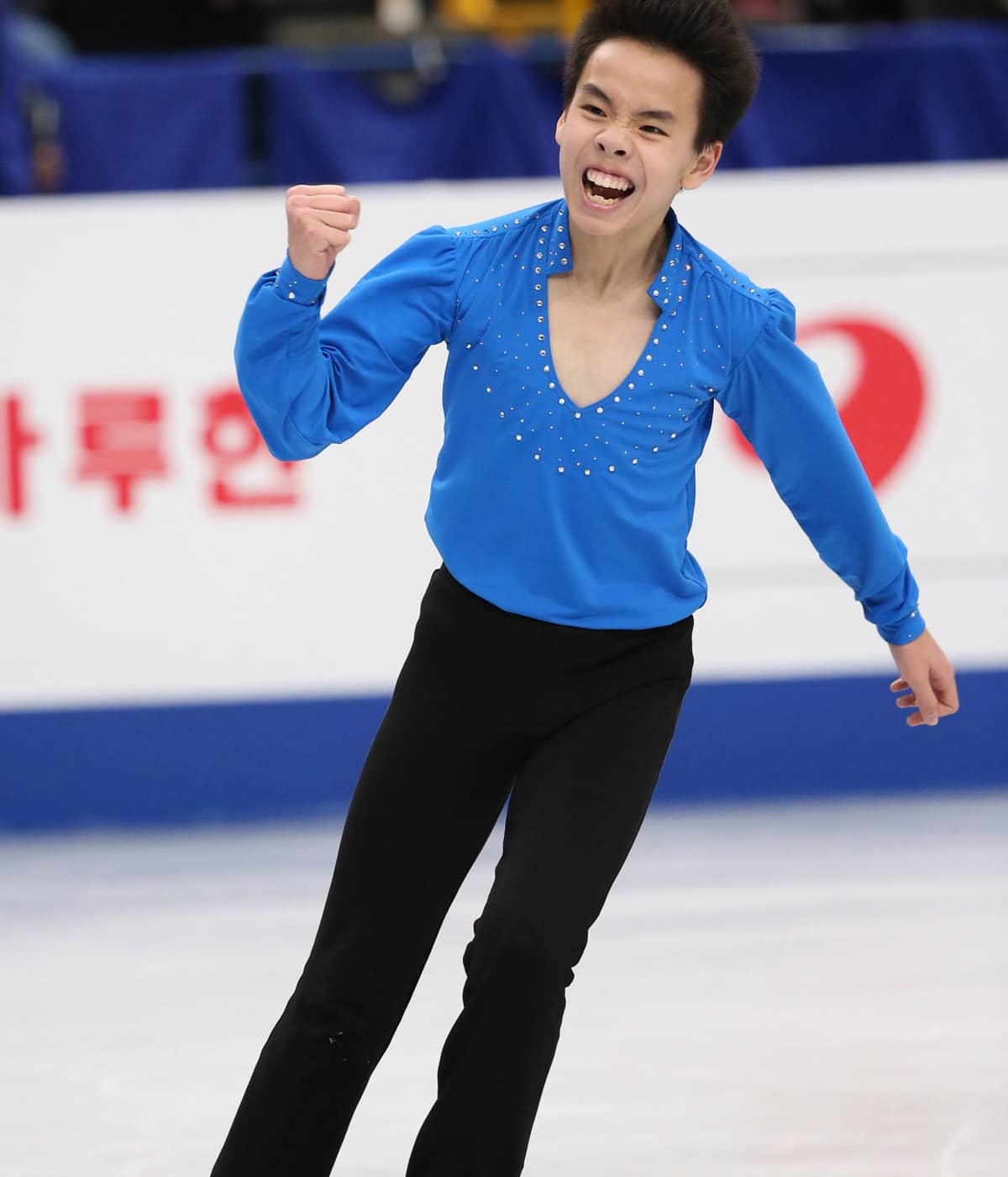 Nam Nguyen is Canada's next great figure skater