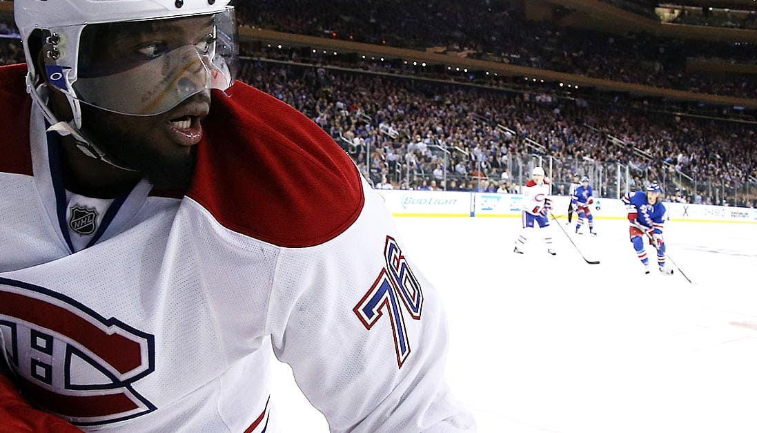 Is P.K. Subban, Canadiens defenceman, worth 72 million?