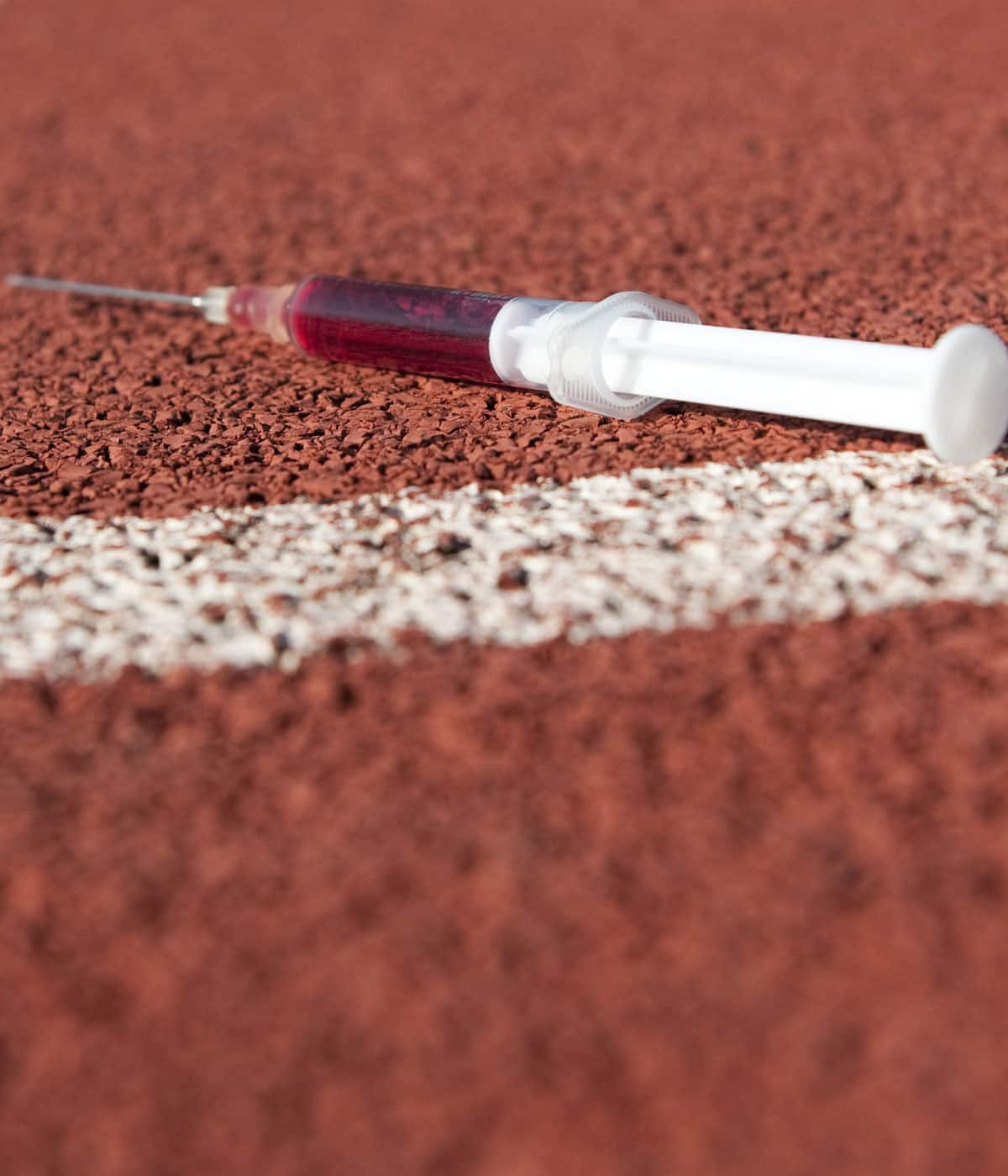 Doping track and field athletes are just built for the guilt
