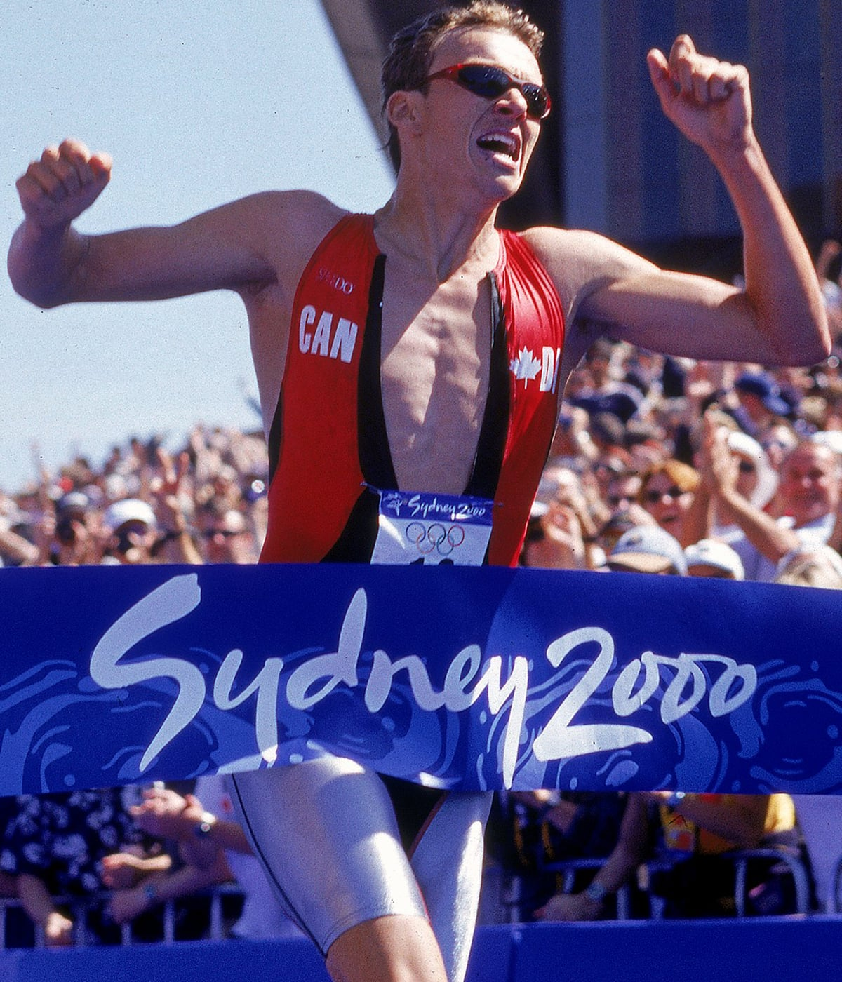 CBC Sports Oral Histories: The day Simon Whitfield came out of nowhere to make history in Sydney