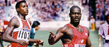 Ben Johnson vs. Carl Lewis: The race and the disgrace - CBC Sports