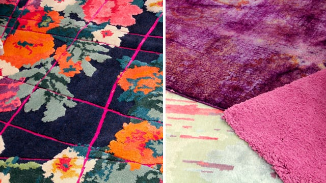 2014's Top Decor Trends: Mixed Pattern
