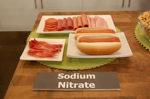 how to make sodium nitrite