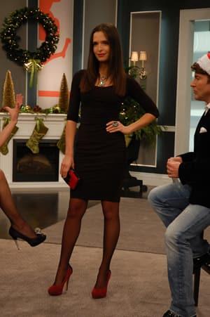 Black Dress Red Heels